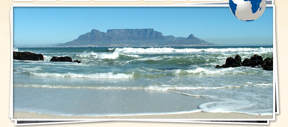 Ronel Cooper Tours and Transfers Table Mountain